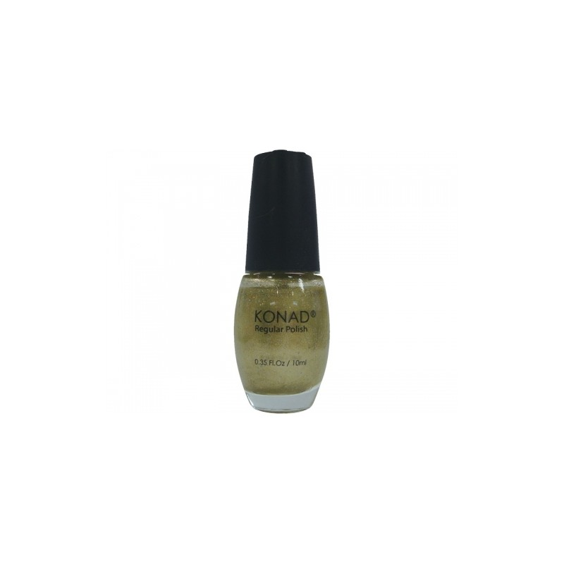 Pintauñas Konad - Ice Gold (10ml) R36