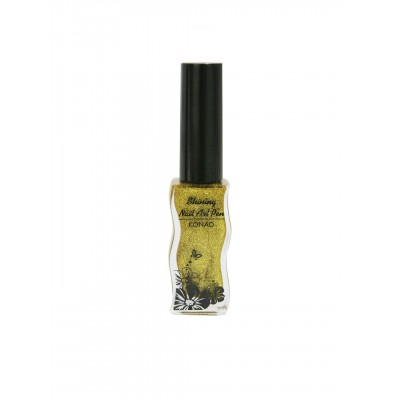 Shining Nail Art Pen KONAD A103 Gold