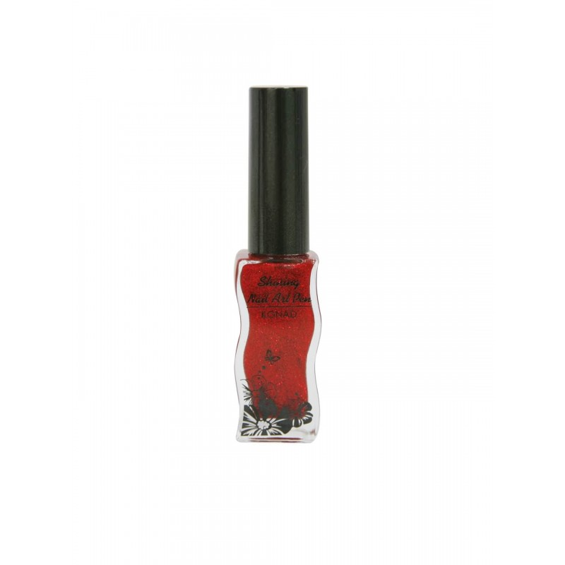 Shining Nail Art Pen KONAD A501 Red