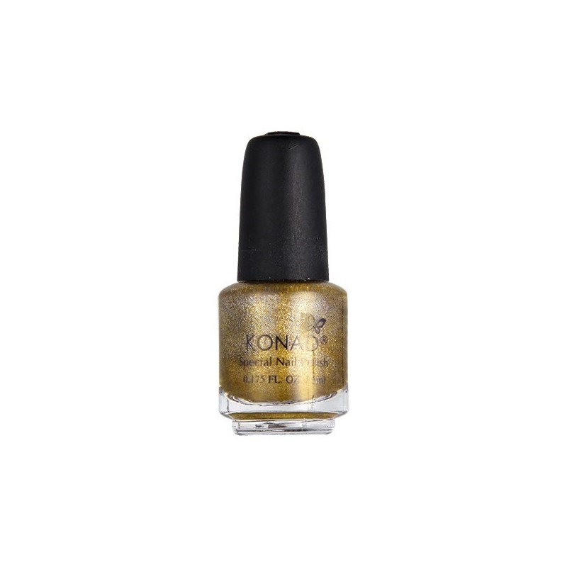 Esmalte Especial KONAD (5ml) p52 Powdery Gold