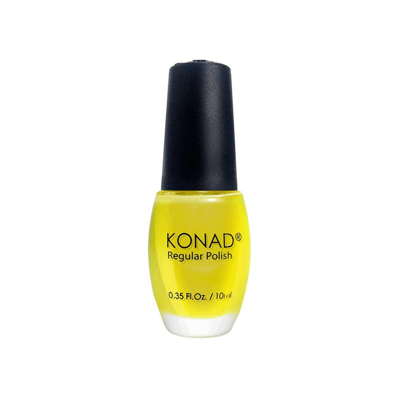 Psyche Yellow R65 Pintauñas Konad neon 10ml