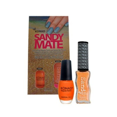 Efecto Arena Mate - Konad - Orange